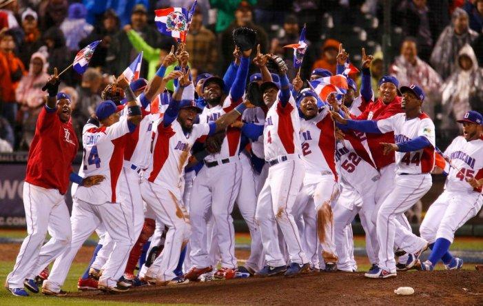 Dominicana entrega roster Pre-Eliminar Clásico Mundial 2017