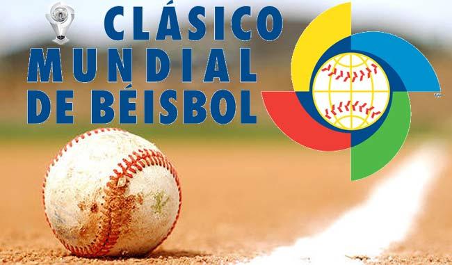 CALENDARIO – Clásico Mundial De Beisbol 2017