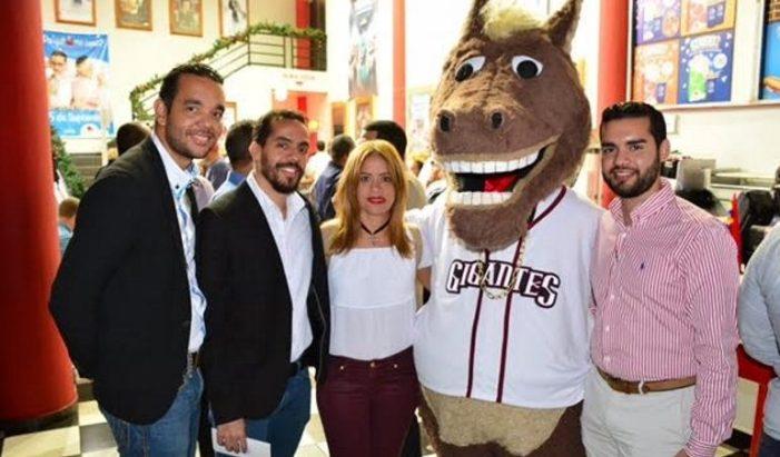 "Gigantes presentaron documental ""Historia de un campeonato Gigante"""