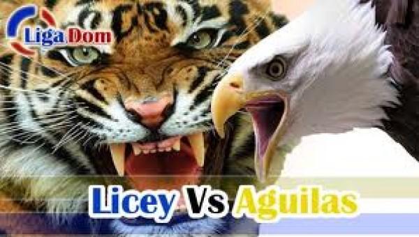 ⚾ #FINAL | #Águilas 2 vs #Licey 8 |  #EnVivo #Transmision