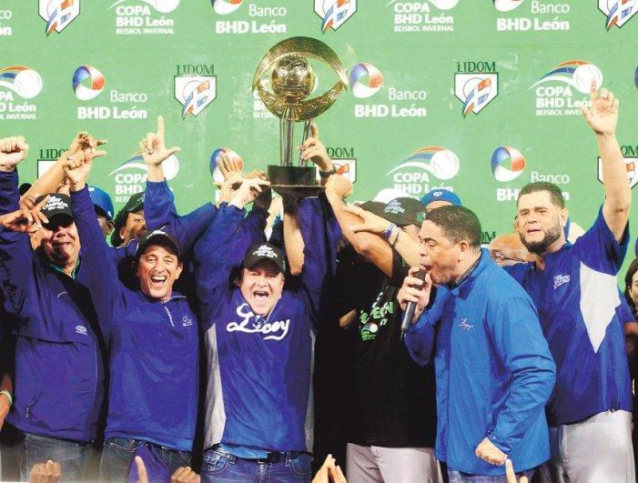 Tigres del Licey un equipo de éxitos
