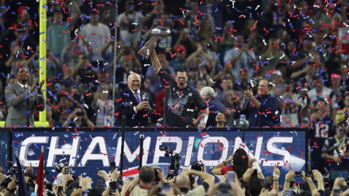 #NFL ¡Patriots campeones del Super Bowl 2017! Vencieron a Falcons