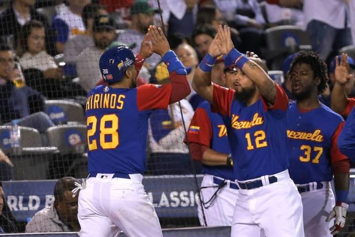 Venezuela consiguió dramáticamente su pase a la segunda ronda