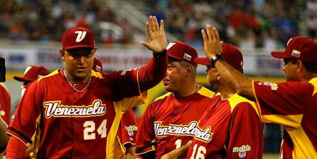Venezuela alista su debut en el Clásico Mundial de Béisbol