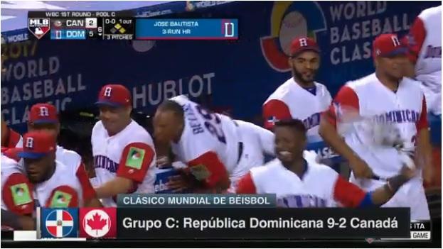 Dominicana cae al puesto 16 del Ranking Mundial de Béisbol