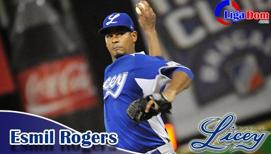 """Noboa: """"Rogers podría ser el pitcher de apertura"""""""