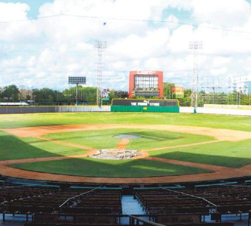 El país necesita otro estadio de béisbol
