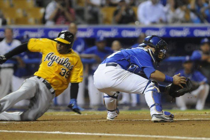 Aguilas y Licey jugarán el sábado en San Cristóbal
