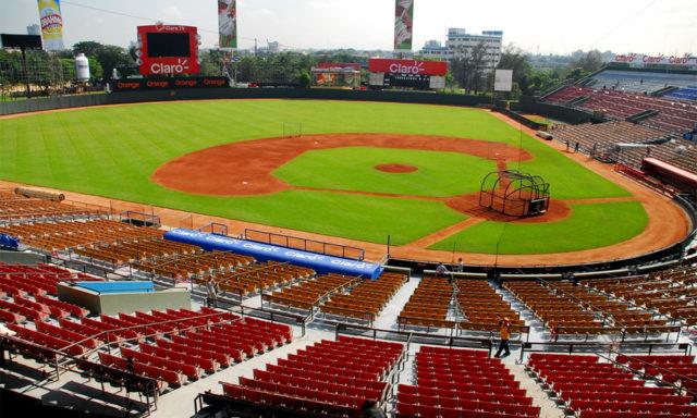 Los estadios, listos para recibir el torneo