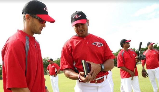 Luis Rojas resalta energía en entrenamientos del Escogido
