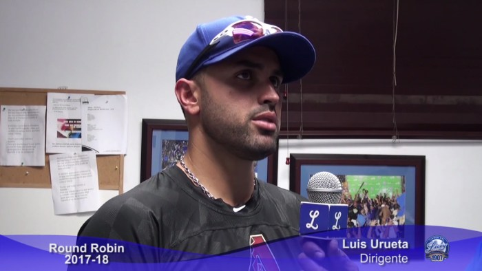 """Mercedes: """"Seguimos batallando""""; Luis Urueta dice que ha sido un round robin bien difícil"""