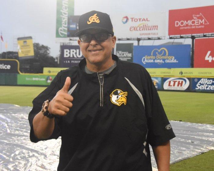 Lino Rivera asegura que las Águilas irán a la final y quiere al Licey