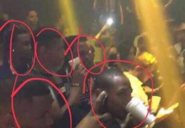 Gigantes del Cibao suspende a varios de sus jugadores por ingerir bebidas alcohólicas