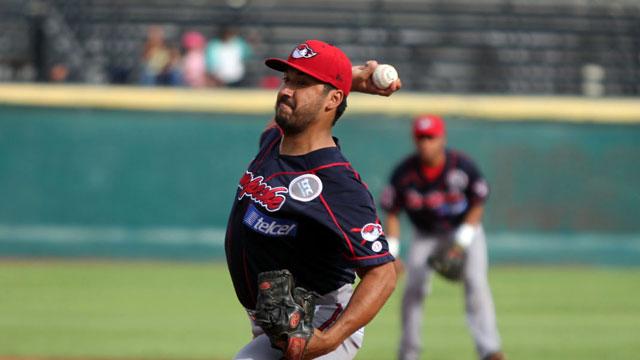 Licey contrata lanzadores mexicanos Valdez y Reyes