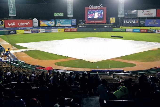 Las lluvias continúan trastornando Round Robin