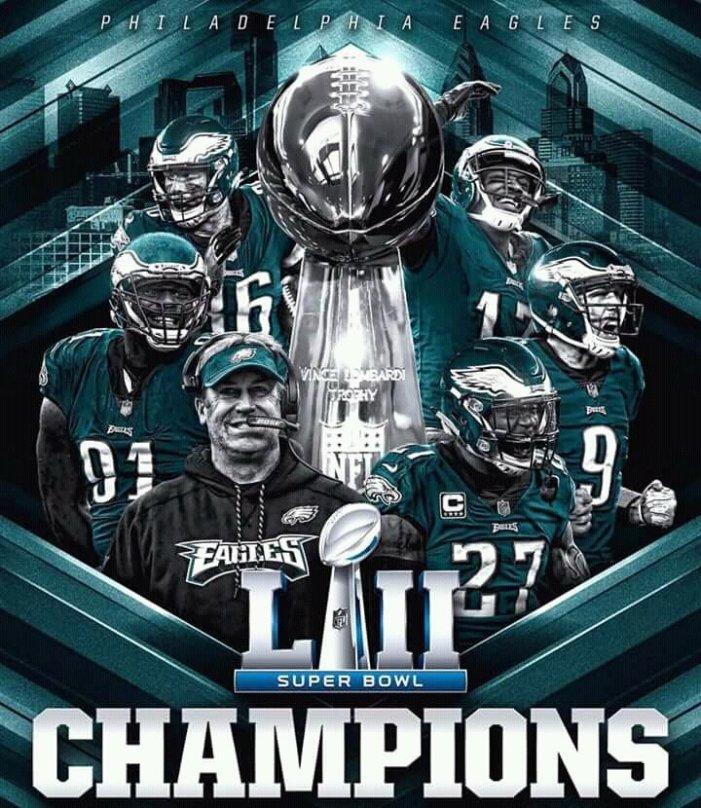 SUPER BOWL: Los Eagles de Filadelfia se coronan campeones de la NFL