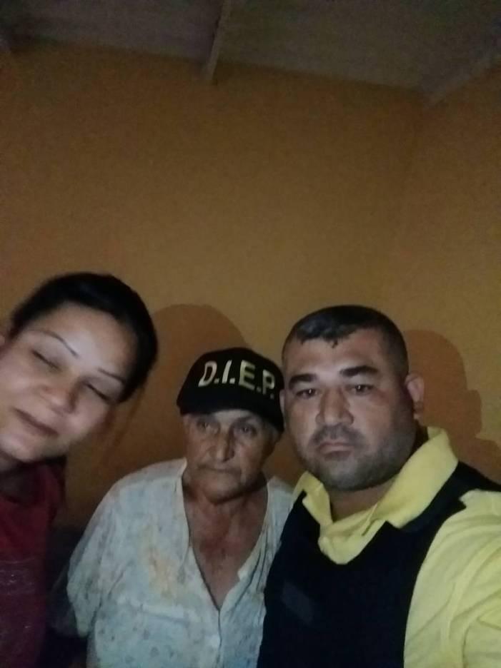 Finalmente Liberan a la madre de Elias Díaz