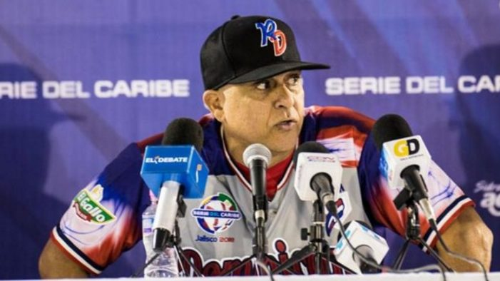 """Lino Rivera: """"Los muchachos quieren ser campeones"""""""