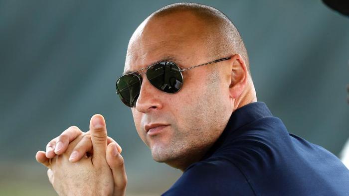 Sacar a flote a los Marlins, la primera misión de Derek Jeter en Miami