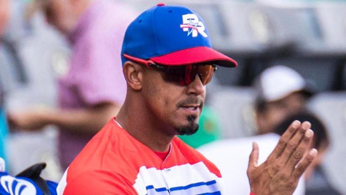 Luis Matos se inscribió en los libros de historia como bicampeón de la Serie del Caribe