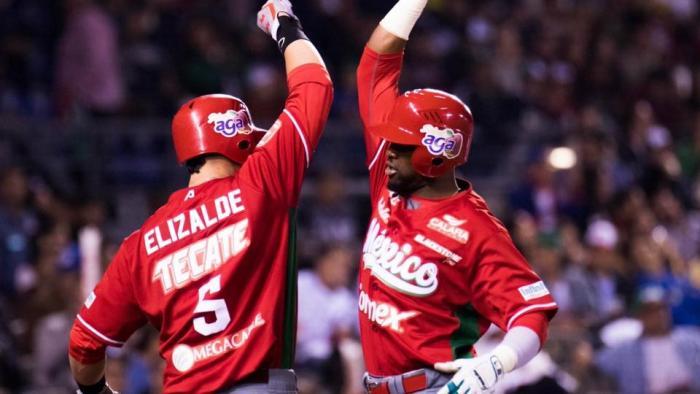 México domina a R.D. y gana el del honor en la SC