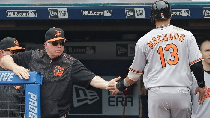Buck Showalter valora la grandeza de Manny Machado