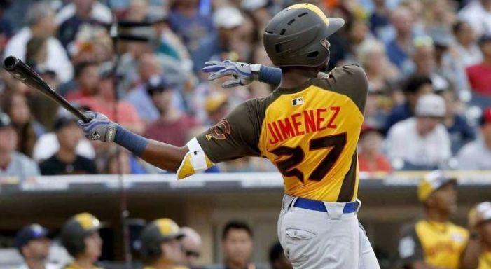 Los White Sox emocionados por ver el poder de Eloy Jiménez y Luis Robert