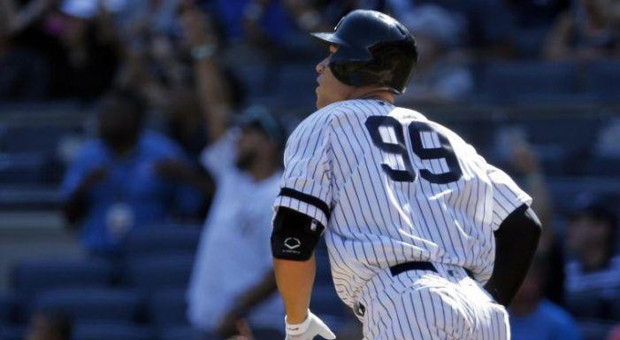 Yankees abrirá puertas antes para práctica de bateo de Judge y Stanton