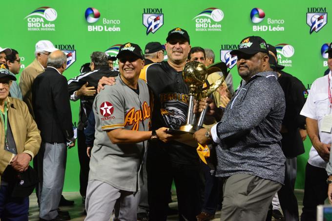 #VIDEO: Lino Rivera habla de la rivalidad entre Licey y Aguilas en Dominicana