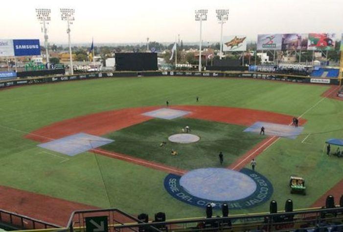 La final de la Serie del Caribe se jugará hoy, pese a lluvia