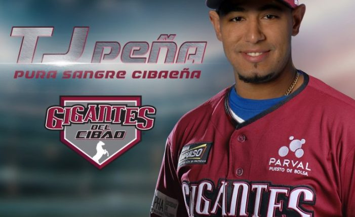 TJ Peña encabeza renovación de coaches Gigantes del Cibao