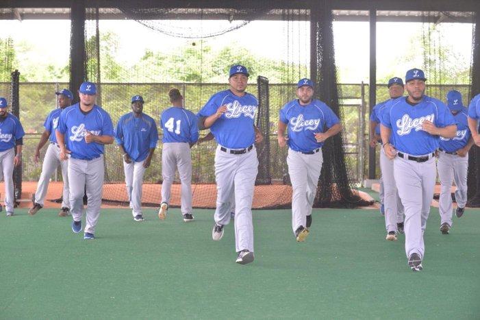 [FOTOS] – Los Azules practicando en Boca Chica