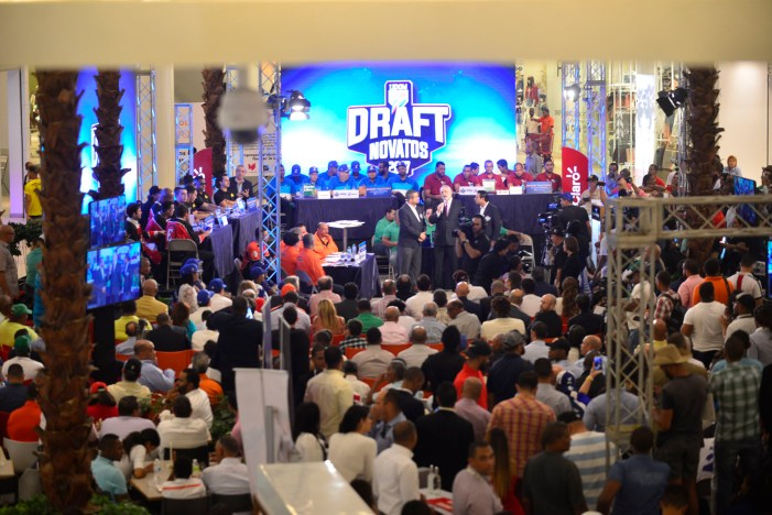 EN VIVO: DRAFT de LIDOM 2018