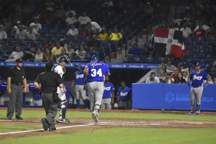 Francisco jonronea; Lanzadores Tigres permiten tres hits a Caimanes