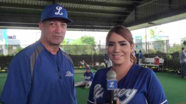Coach David Rosario explica Motivos éxito picheo Licey