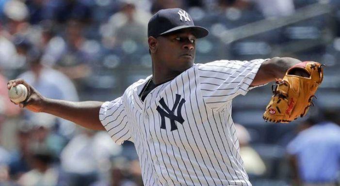 Los Yankees obtienen buenas noticias de Dellin Betances y Luis Severino