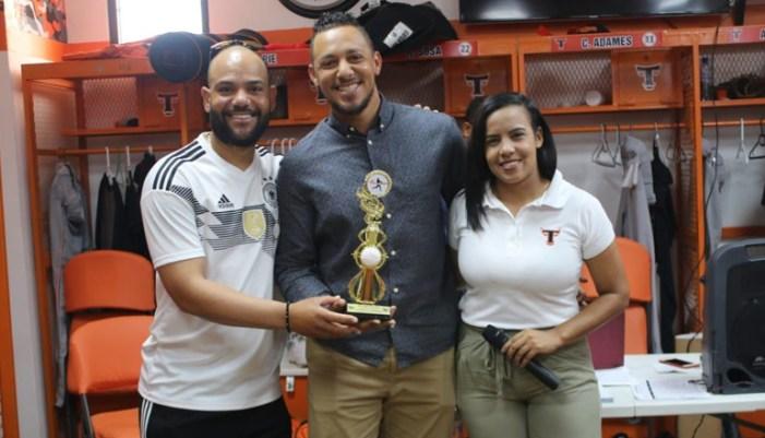 Toros premian jugadores más destacados de pasada temporada