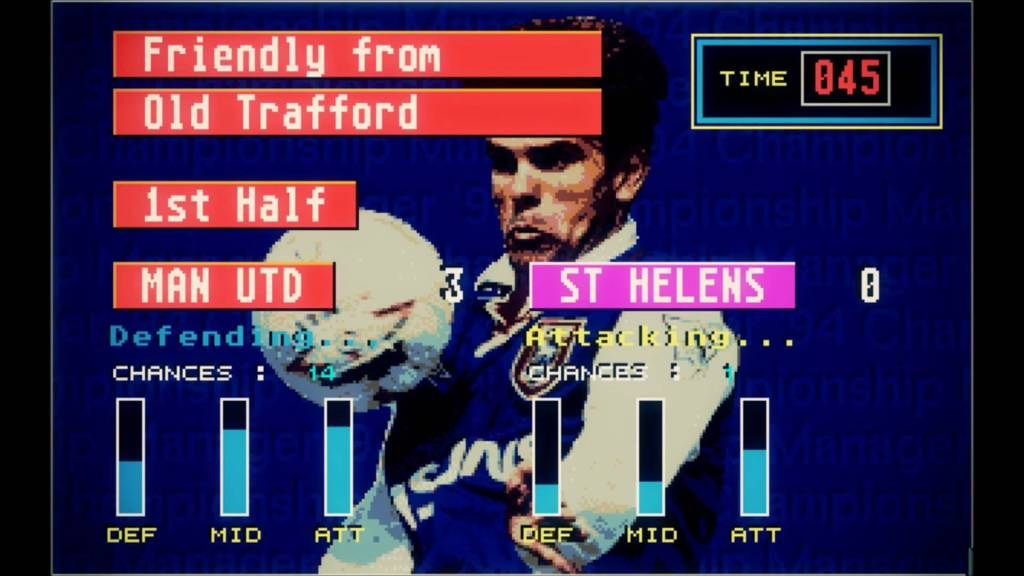 Championship Manager 92