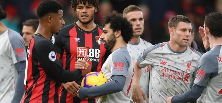 Mohamed Salah - Liverpool, noii lideri Premier League