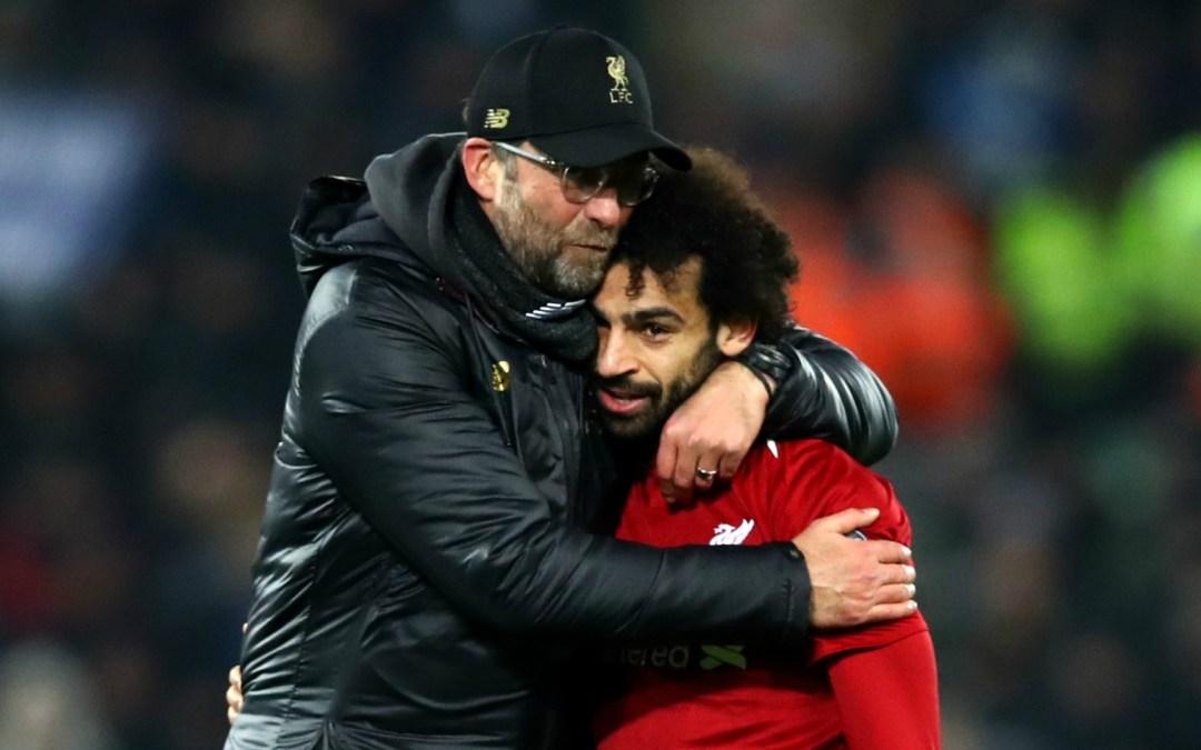 Review EPL: Câte puncte a obținut Mohamed Salah cu ocazia marcării celui de-al 50lea gol
