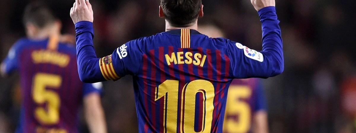 Lionel Messi - Barcelona, a ajuns la cel de-al 400lea gol în La Liga