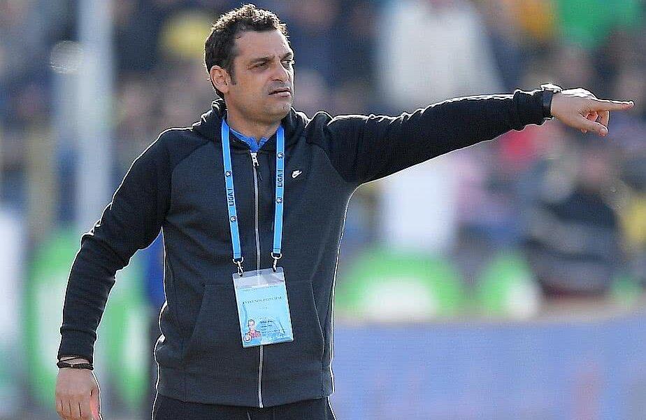 Mihai Teja, antrenor - Poli Iasi, FootballCoin
