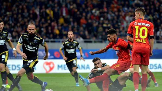 Cronică fantasy fotbal: FCSB – Dinamo 1-1