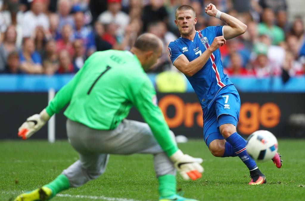 Islanda – România: Cât de bun este Johann Berg Gudmundsson?