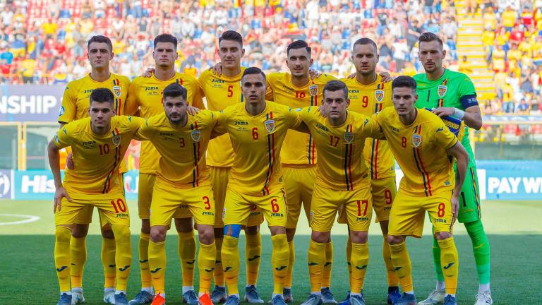 Nationala de fotbal a Romaniei 2020