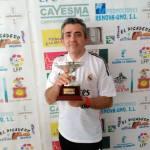 JOSÉ LUIS IZQUIERDO VENCEDOR EN LA COPA DONNA COSMETIC 2015