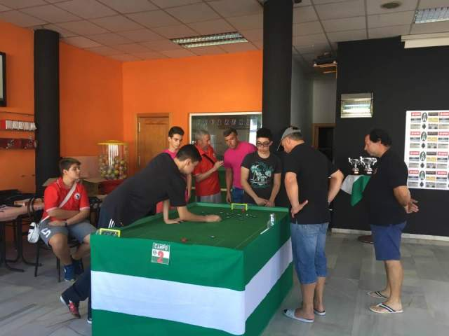 Final entre jóvenes jugadores tras la cual Juanlu Jiménez revalidó título ante David Vizcaíno