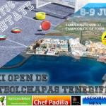 INSCRIPCIONES ABIERTAS PARA EL II OPEN DE TENERIFE 2017