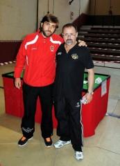 Angel Ruiz en XII Open Madrid