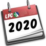 APROBADO CALENDARIO LFC TOUR SENIOR E INFANTIL 2020